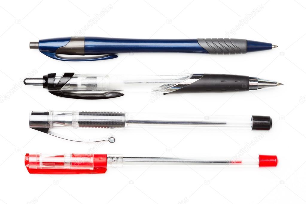 olika sorters pennor