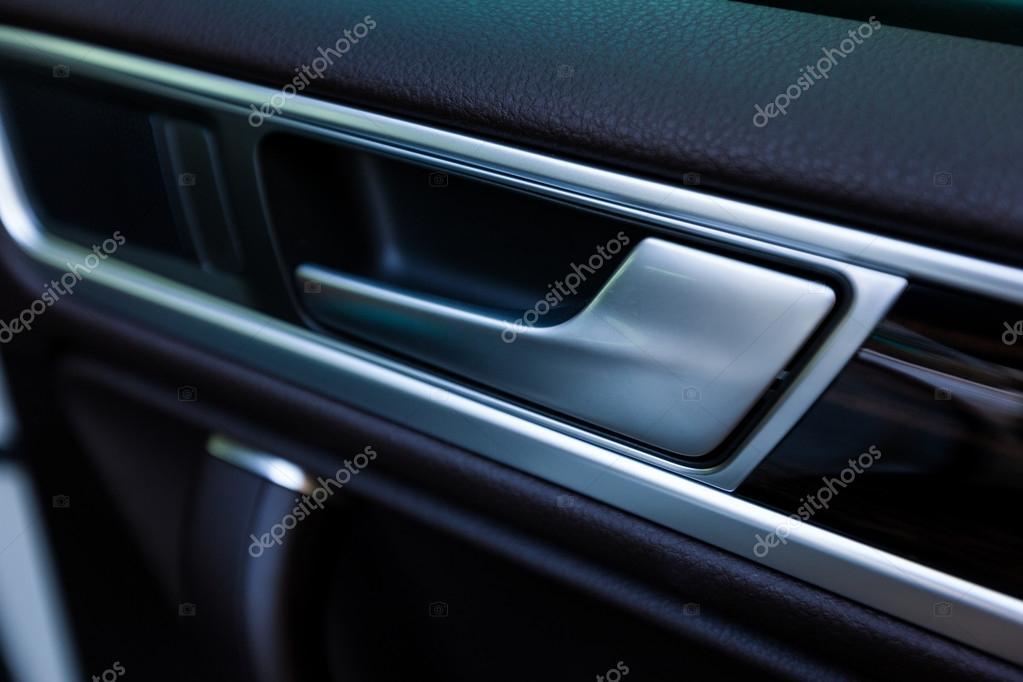 Car Inner Door Handle Stock Photo Fotofabrika 110698784