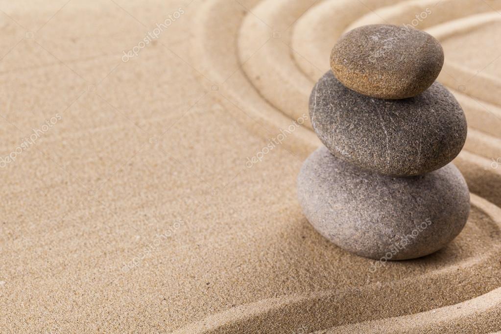 zen garden meditation