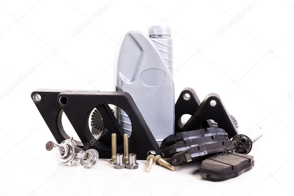 Auto-Motor-Teile — Stockfoto © Fotofabrika #92777908