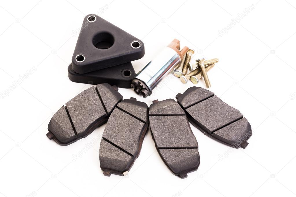 Auto-Motor-Teile — Stockfoto © Fotofabrika #92778004