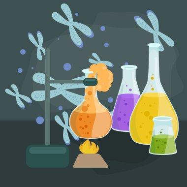 Viruses infected organism, viral disease epidemic , Vaccine research