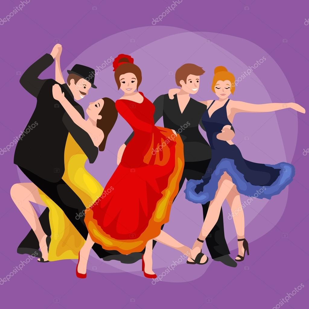 how to dance traditional bachata