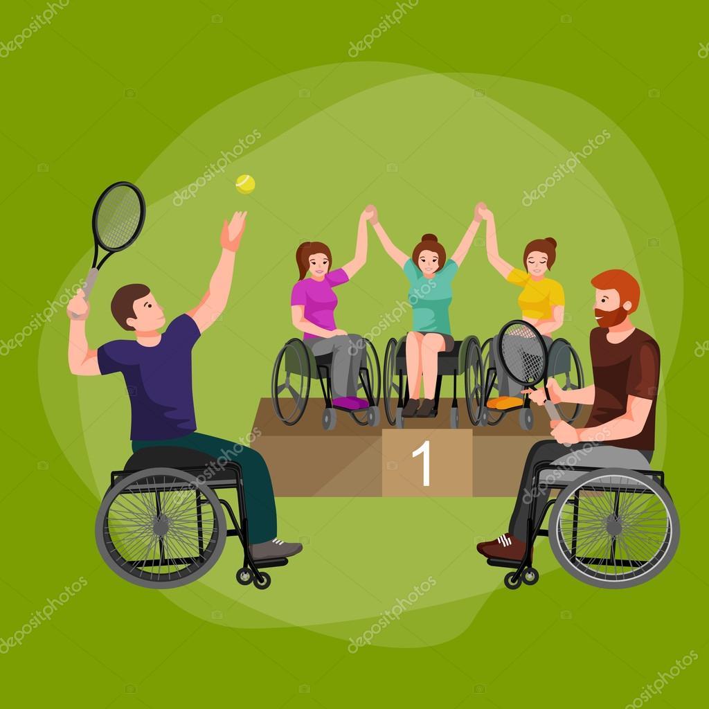 Handicap Spiele