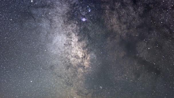 Galaxie Mléčné dráhy. Jádro z Mléčné dráhy