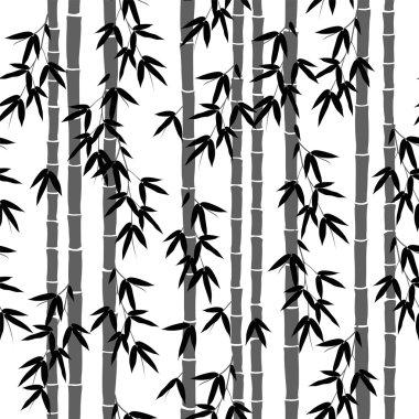 seamless bamboo wallpaper pattern
