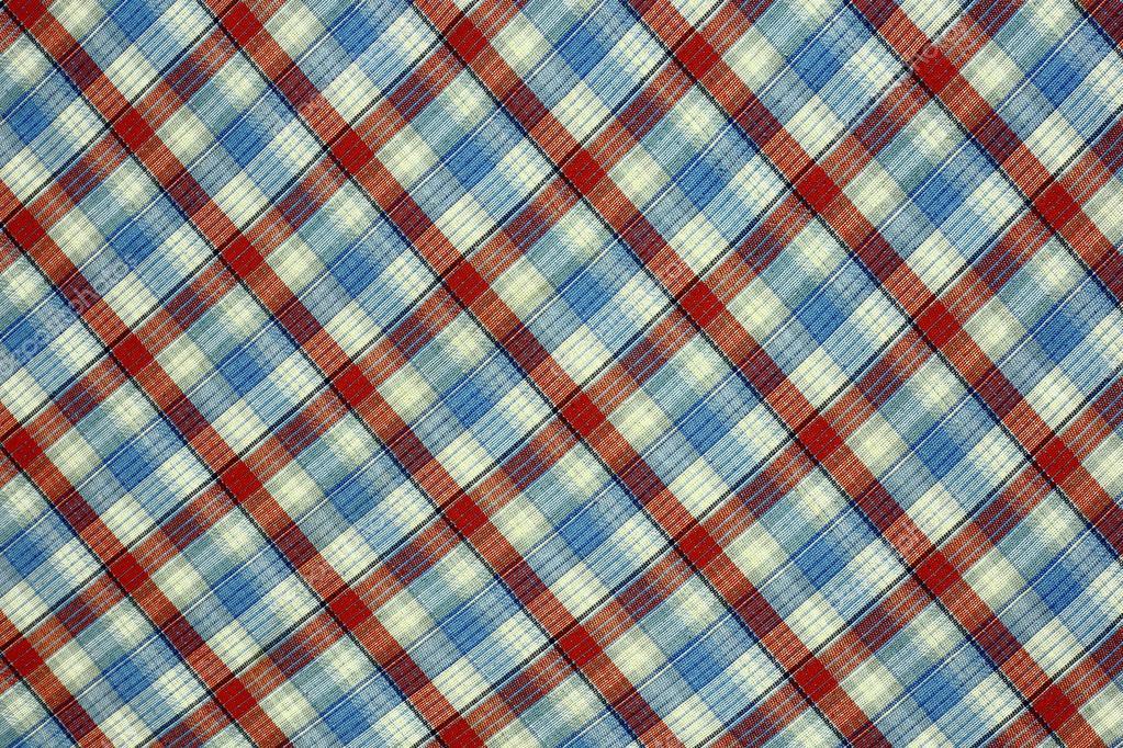 fd42a21459 Textura xadrez tecido — Fotografias de Stock © wongchai1972 #104261260