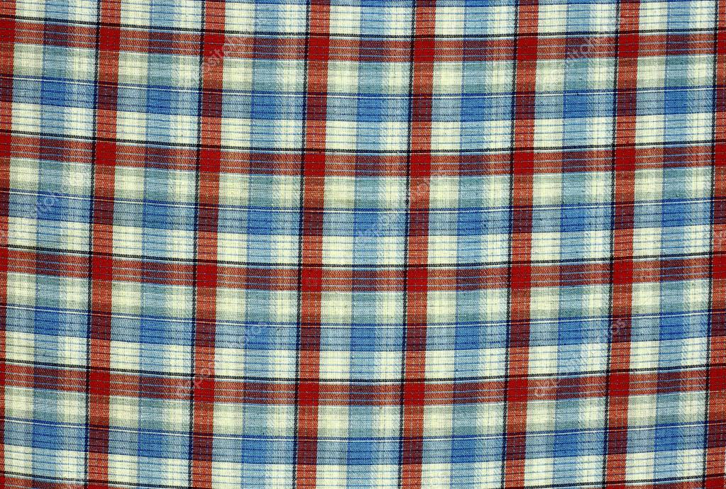 7380ee1dc0 Textura xadrez tecido — Fotografias de Stock © wongchai1972 #104261338