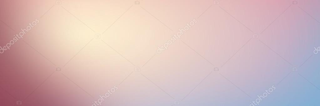 Liscio Sfondo Sfumato Con Colori Pastello Rosa E Blu Lon Foto