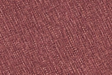 Acrylic Polyethylene English Red Upholstery With Decorative Woven Mesh Pattern Texture Sample