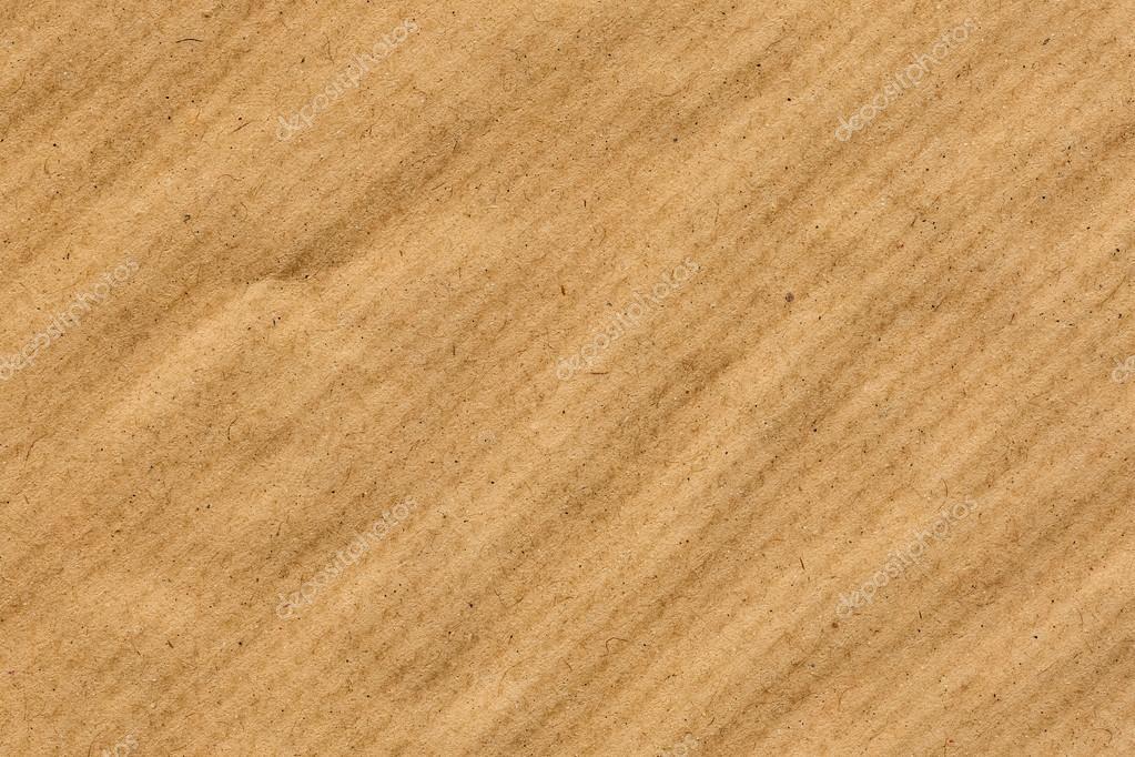 Reciclar Marrón A Rayas De Papel Kraft Arrugado Textura