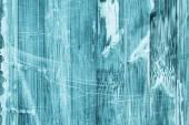 Fényképek Régi, festett, lakkozott laminált falap cián repedt karcos hámozott Grunge textúra