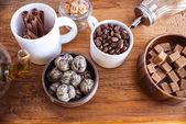 Bastoncini di cannella, granulato, canna da zucchero