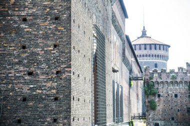 Historical Milan City