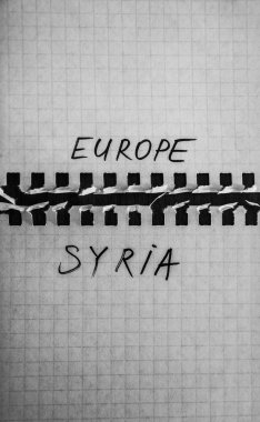 words europa and syria