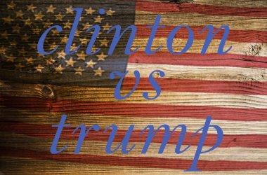 Presidential Candidates. Clinton vs Trump