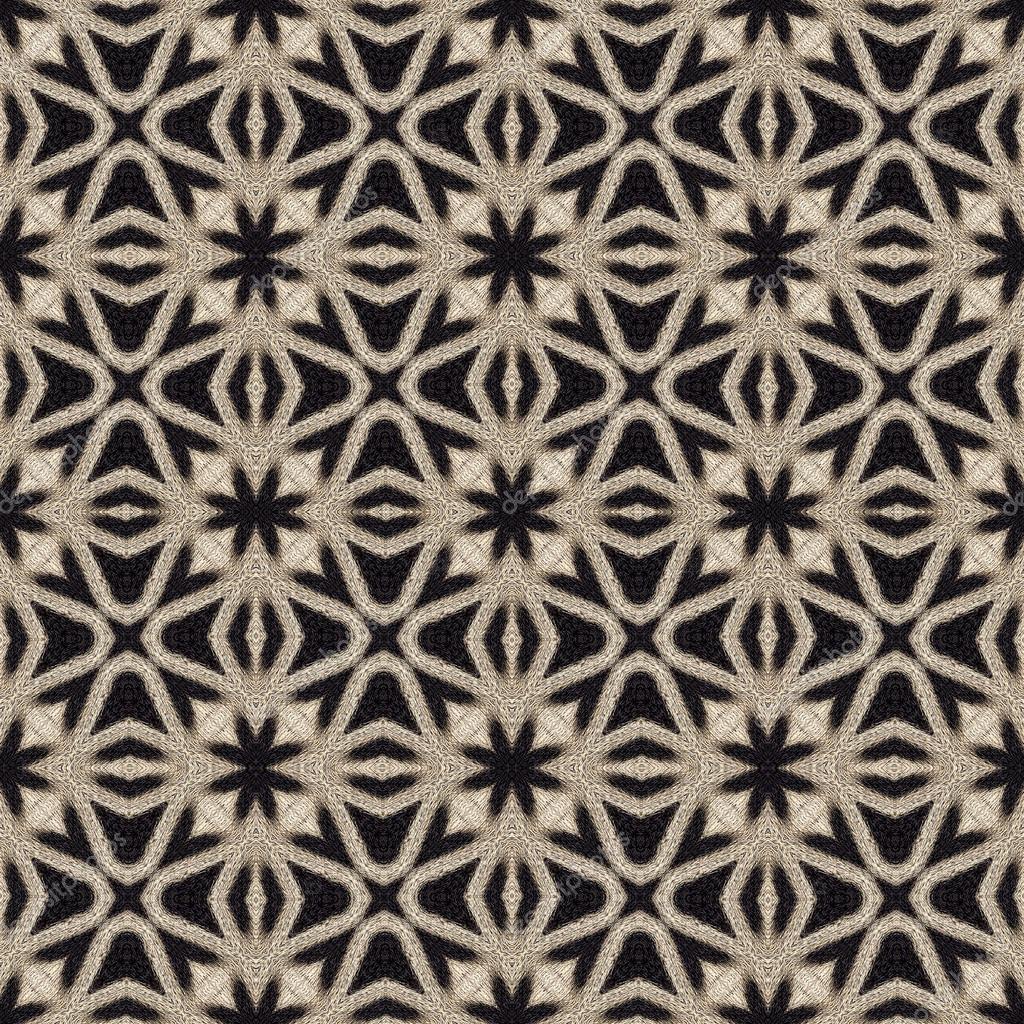 Orientalische nahtlose Tapete Fliesen, Zebra-Streifen-Muster ...