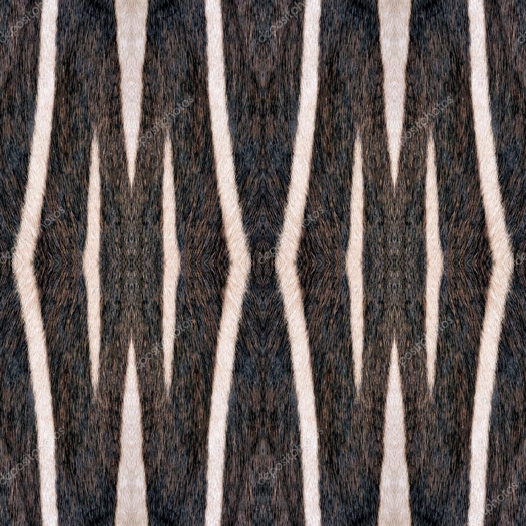 Orientalische abstrakt, nahtlose Tapete Fliesen, Zebra Streifen ...