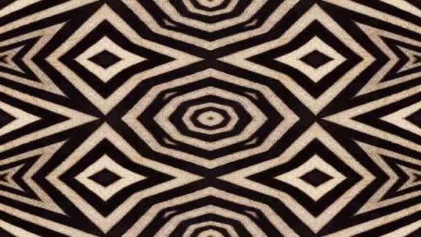 Abstraktní zebra pozadí animace