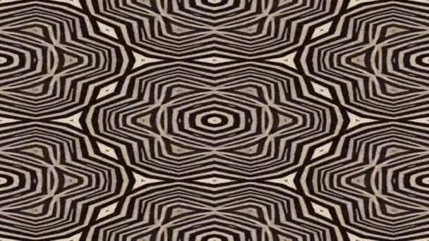 Abstraktní plynulé animace