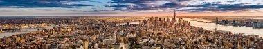 New York before sunset