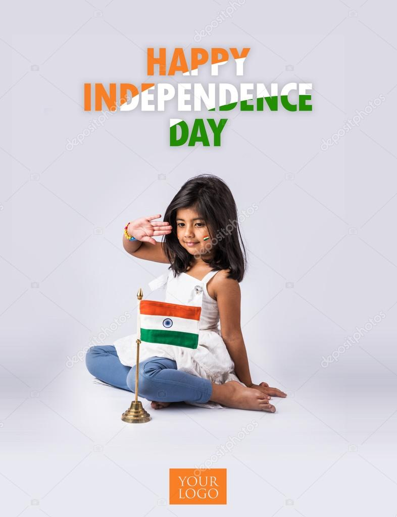 Independence Day Of India Greeting Card Happy Independence Day