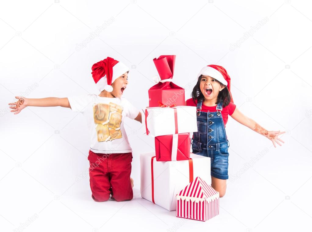 Christmas gifts given in india