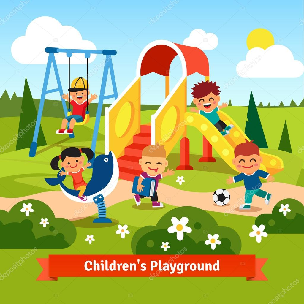 a playground of life lessons What we sometimes forget is that the same grand struggles of humanity, justice, fairness and learning that occur in 'a dult' society are also taking place in these mini worlds of the classroom and the playground.