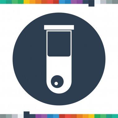 Artificial insemination icon.