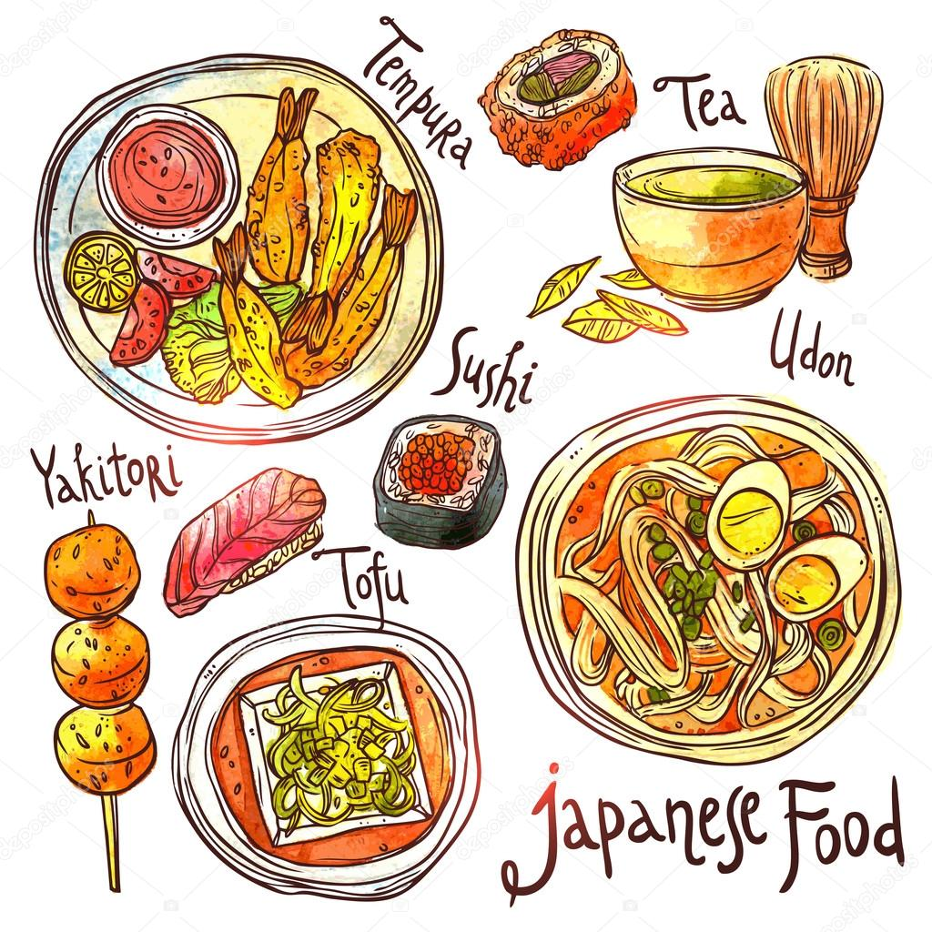 how to say illustration in japanese