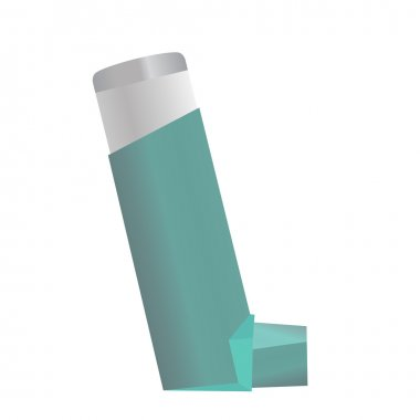 Inhaler for asthma and other respiratory diseases