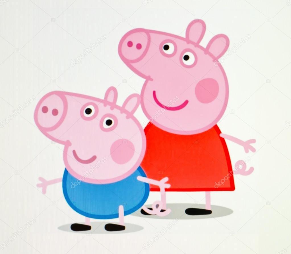 Imágenes Pepa Sin Pepa Pig Y Hermano Más Joven George En