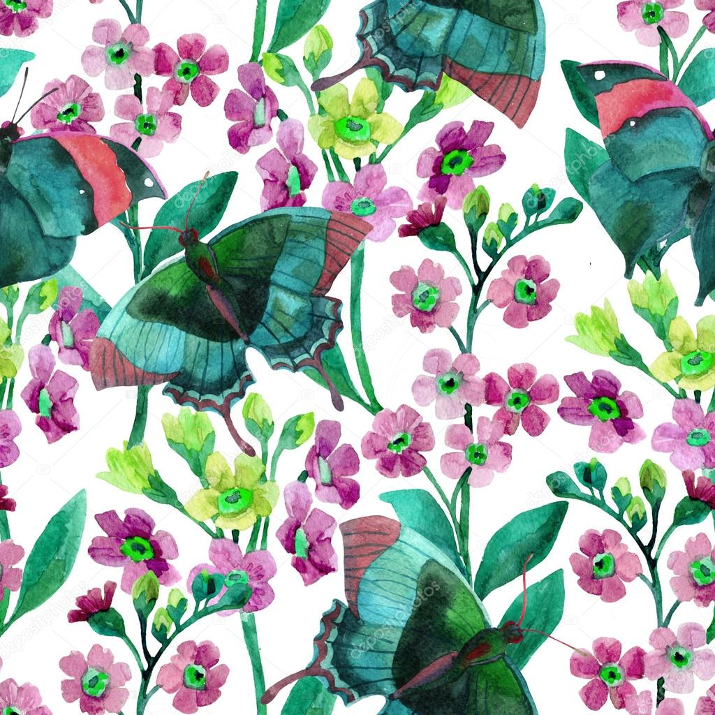 Forget Me Not Flowers Stock Photo Tetianasyrytsyna 117162812