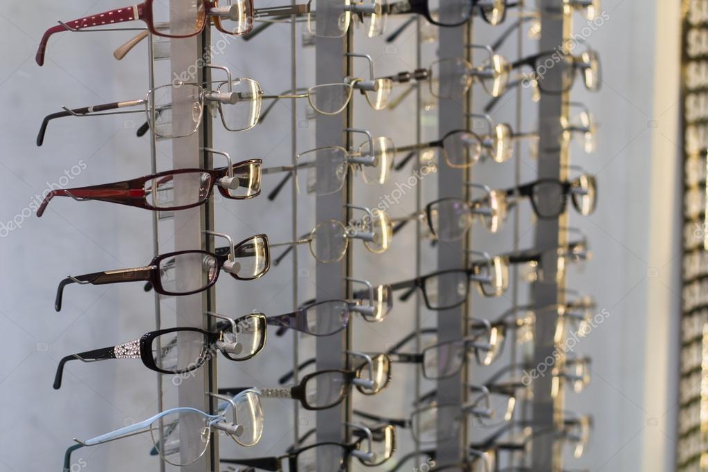 Wiersz Okulary W Optycy Zdjęcie Stockowe Katyaya 83008614