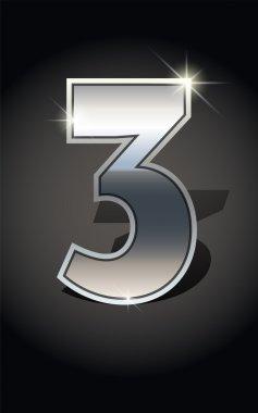 Golden numbers set