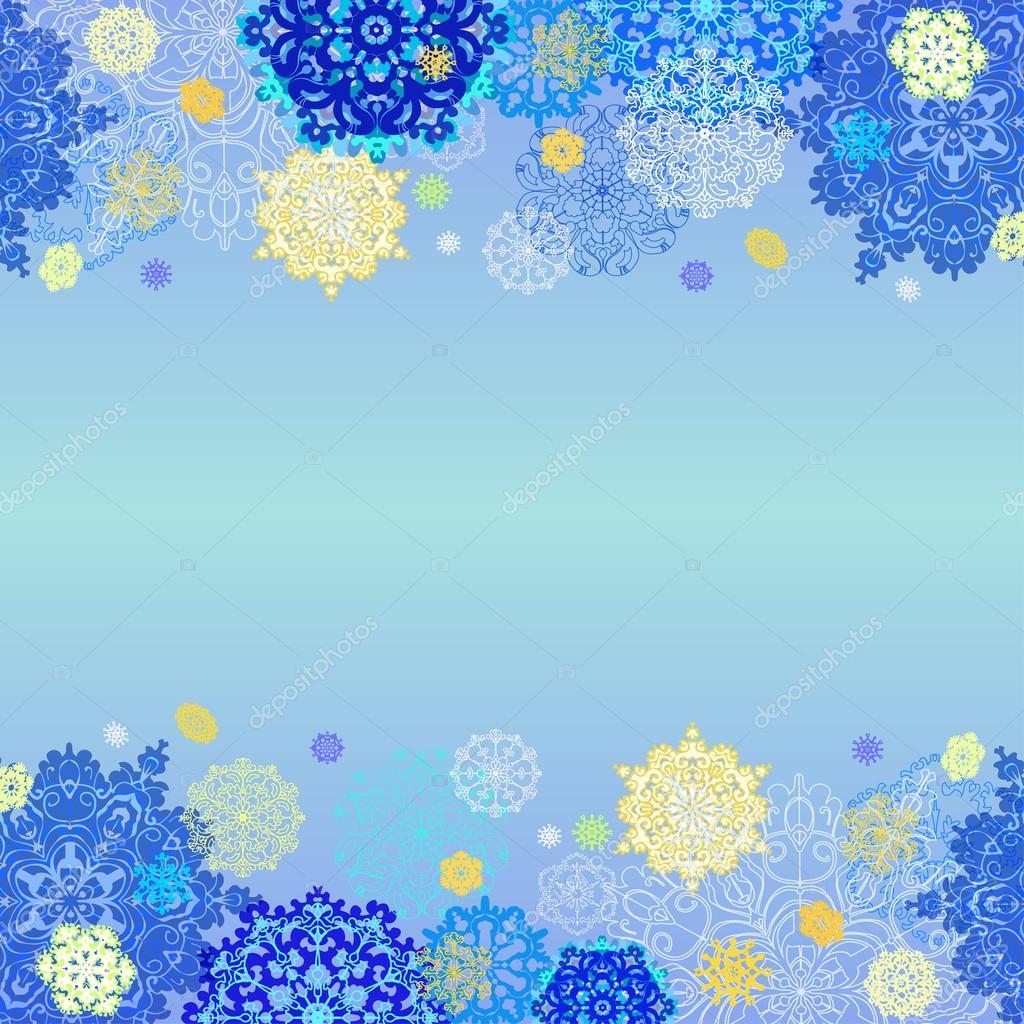 Sfondi azzurri e bianchi