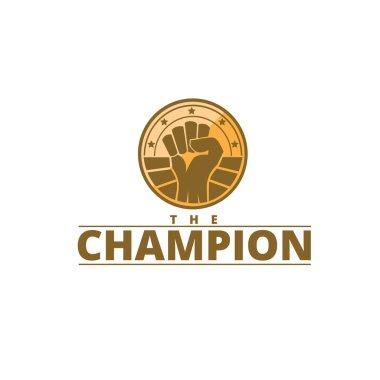 The Champion Logo Template