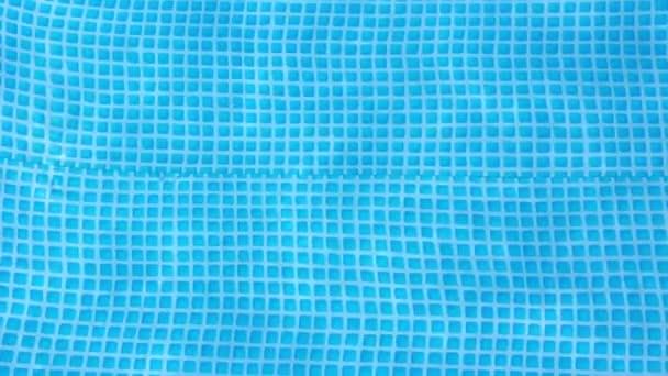 Plavecký bazén texturu pozadí videa