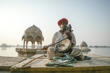 Traditional Folk Singer.