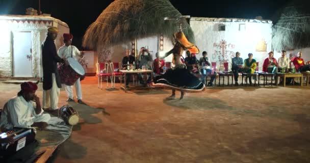 Unidentified female kalbelia dancer.