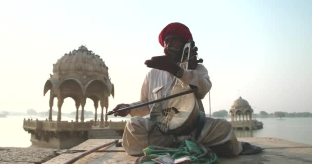 Jaisalmer Old Folk Musician.