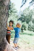 děti zkoumat povahu