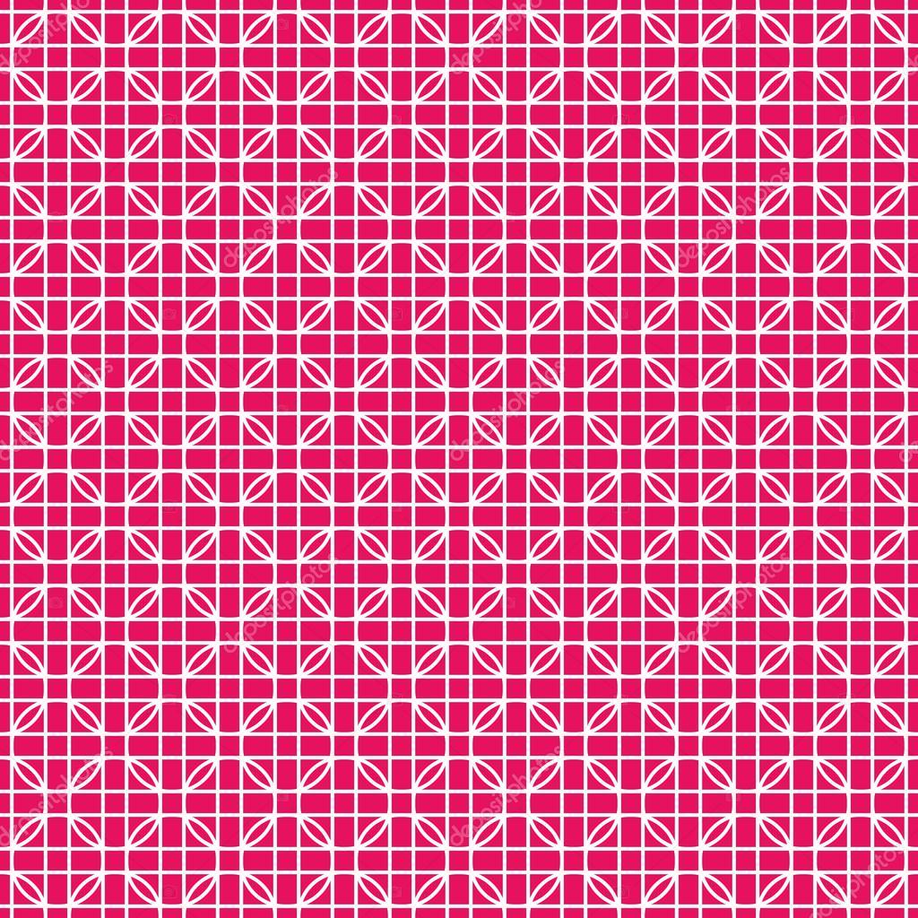 Tejer patrón rosado — Archivo Imágenes Vectoriales © LenaLanette ...