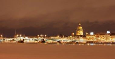 Night St. Petersburg