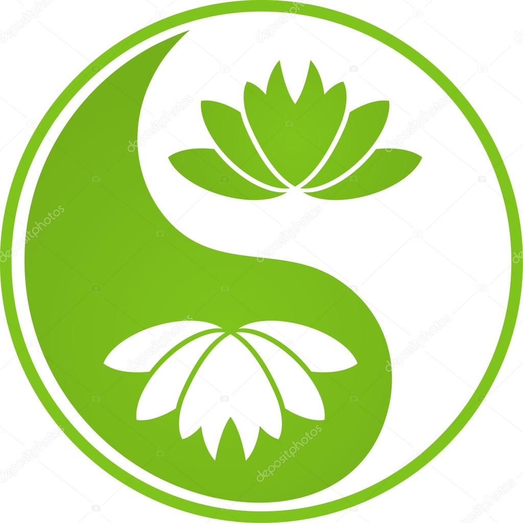 Yin Yan lotus