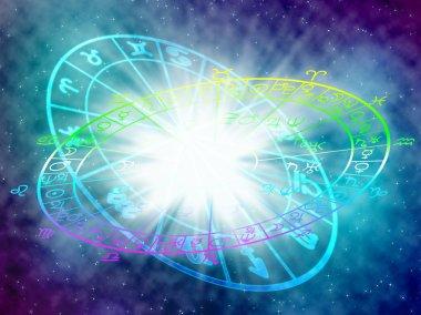 the horoscope concept.