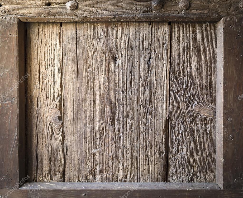 marco de madera rústico — Fotos de Stock © Matthia #88642562
