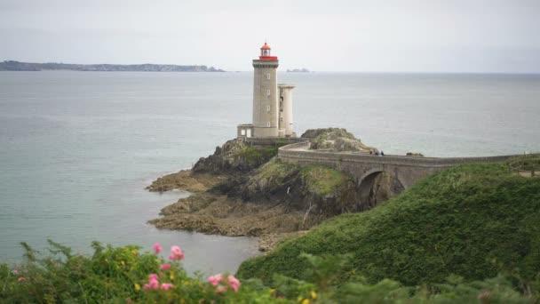 Maják Le Minou, Brittany, Francie