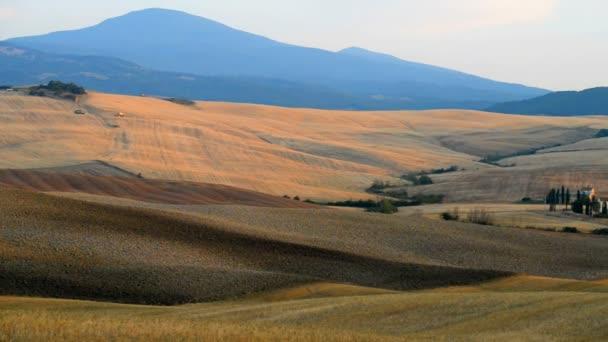 Vidéki táj Toszkána
