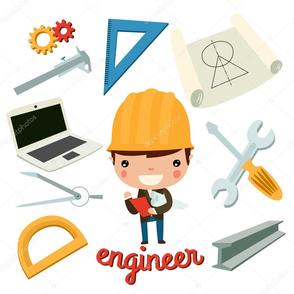 engineer kid with tools.